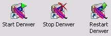 start-restart Как установить CMS на свой компьютер с помощью Denwer.Часть 1