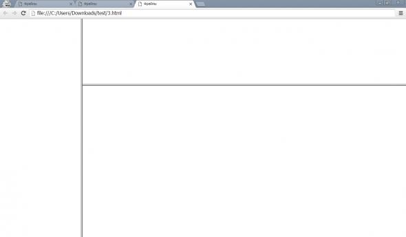 как вставить фрейм в html