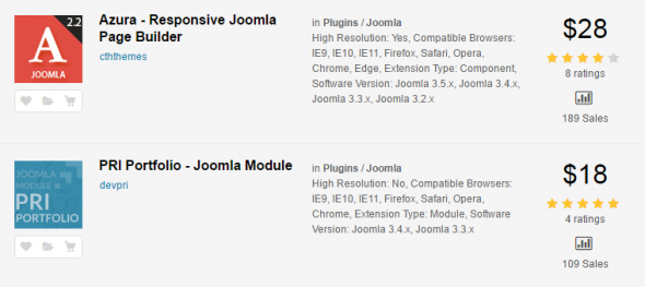 слайдеры для joomla на codecanyon