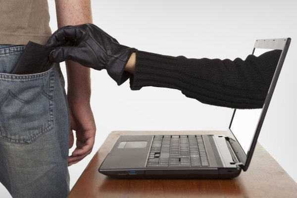 Кража денег через интернет